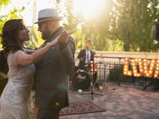 La boda de Yolanda y Julio