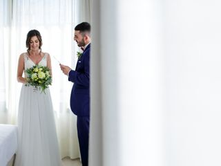 La boda de Meritxell y Javier 3