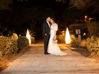 La boda de Naila y Alejandro