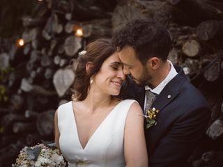 La boda de Santi y Sandra
