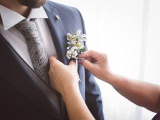La boda de Santi y Sandra 1