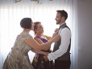La boda de Santi y Sandra 2