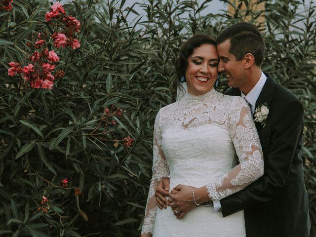 La boda de Fran y Ana en Guimar, Santa Cruz de Tenerife 1
