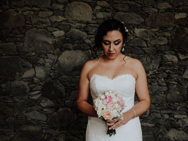 La boda de Fran y Ana en Guimar, Santa Cruz de Tenerife 16