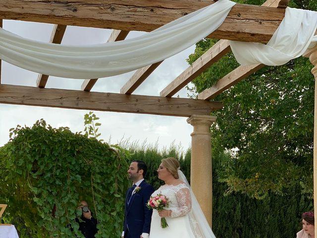 La boda de Pedro y Priscila en Pedro Muñoz, Cáceres 6