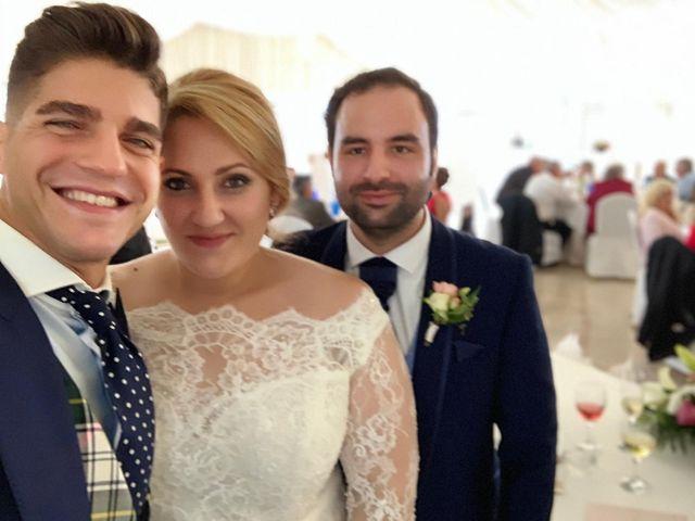 La boda de Pedro y Priscila en Pedro Muñoz, Cáceres 9
