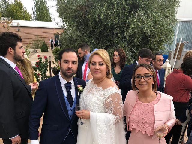 La boda de Pedro y Priscila en Pedro Muñoz, Cáceres 14