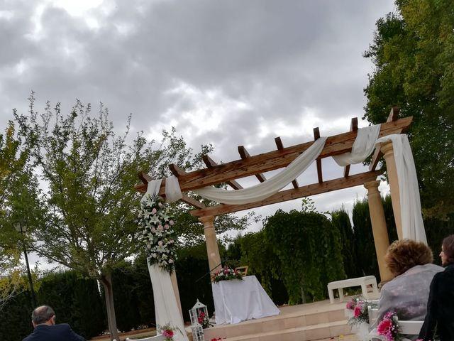 La boda de Pedro y Priscila en Pedro Muñoz, Cáceres 18