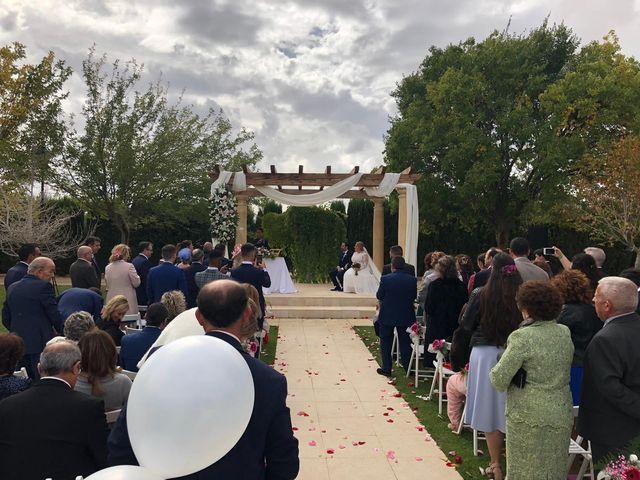 La boda de Pedro y Priscila en Pedro Muñoz, Cáceres 19