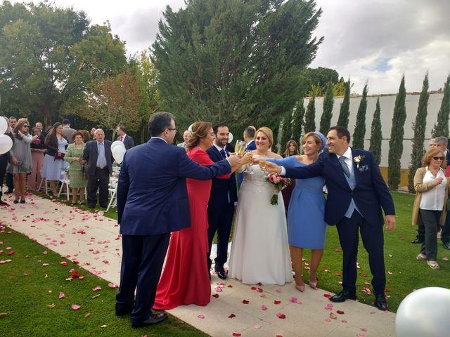 La boda de Pedro y Priscila en Pedro Muñoz, Cáceres 24