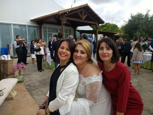 La boda de Pedro y Priscila en Pedro Muñoz, Cáceres 25
