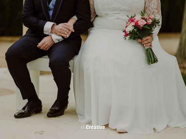 La boda de Pedro y Priscila en Pedro Muñoz, Cáceres 36