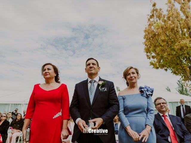 La boda de Pedro y Priscila en Pedro Muñoz, Cáceres 38