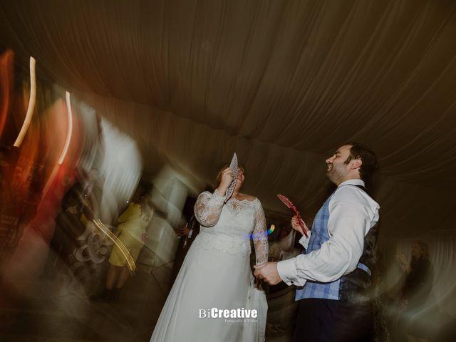 La boda de Pedro y Priscila en Pedro Muñoz, Cáceres 46
