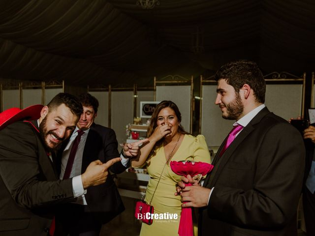 La boda de Pedro y Priscila en Pedro Muñoz, Cáceres 49