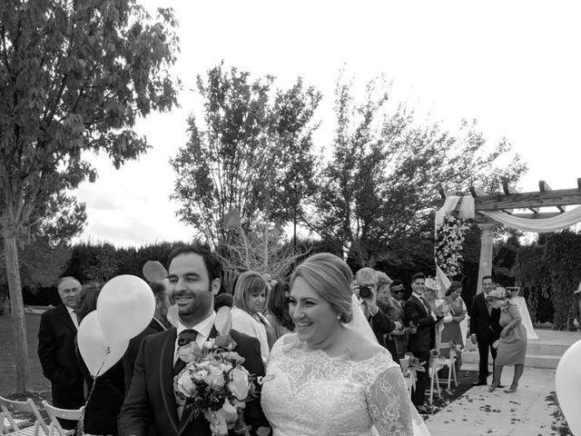 La boda de Pedro y Priscila en Pedro Muñoz, Cáceres 55