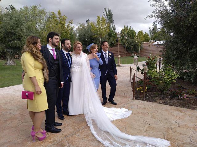 La boda de Pedro y Priscila en Pedro Muñoz, Cáceres 57