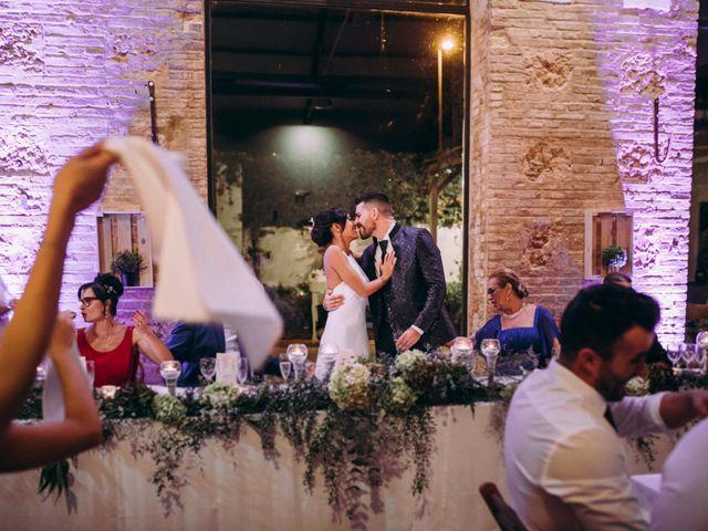La boda de Adrián y Laura en Valencia, Valencia 71