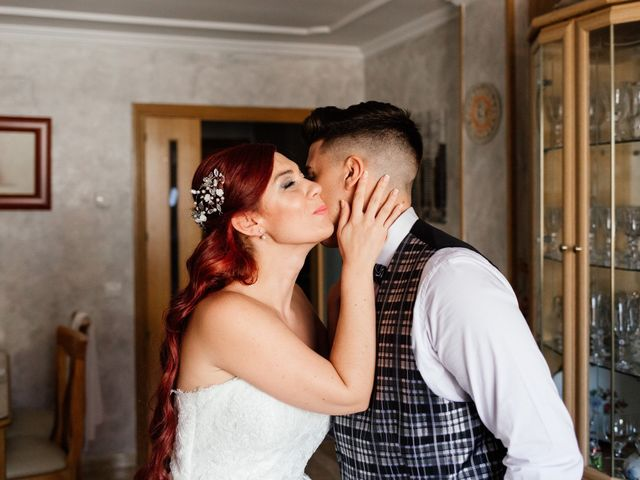 La boda de Luis y Yohana en Illescas, Toledo 8
