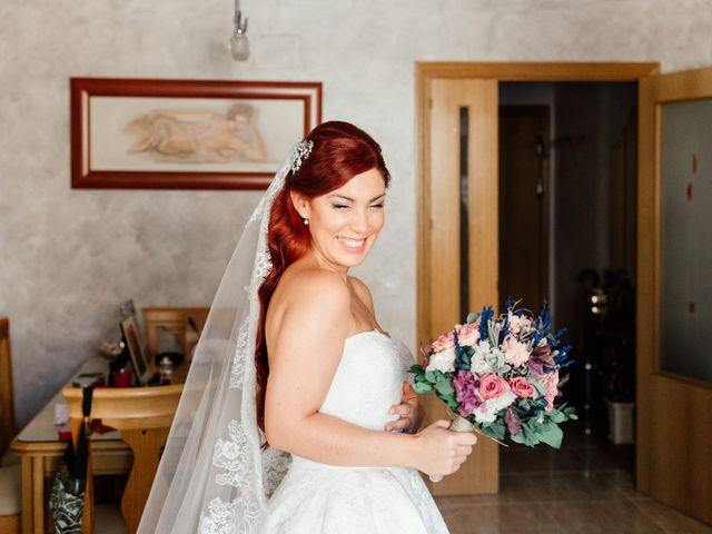 La boda de Luis y Yohana en Illescas, Toledo 10