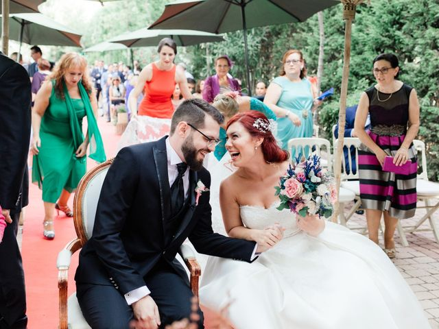 La boda de Luis y Yohana en Illescas, Toledo 13