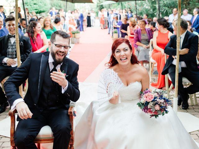 La boda de Luis y Yohana en Illescas, Toledo 1