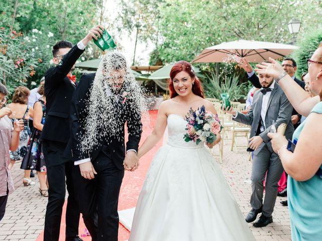 La boda de Luis y Yohana en Illescas, Toledo 17