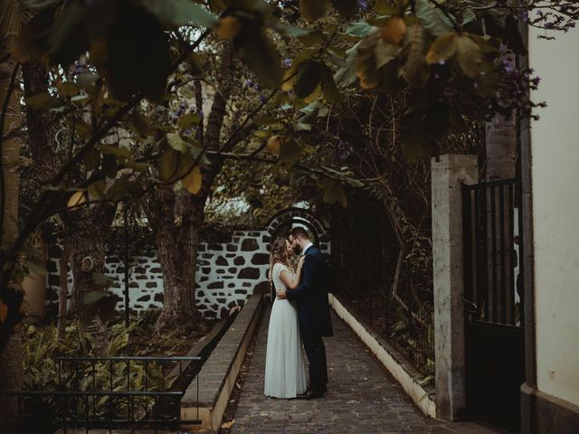 La boda de Miguel y Kasia en Arucas, Las Palmas 1
