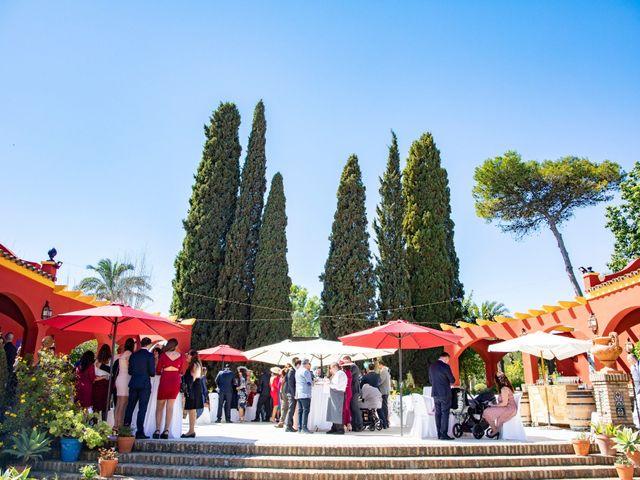 La boda de Patricia y Ivan en Sanlucar La Mayor, Sevilla 2