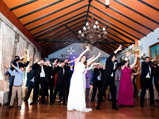 La boda de Patricia y Ivan en Sanlucar La Mayor, Sevilla 5