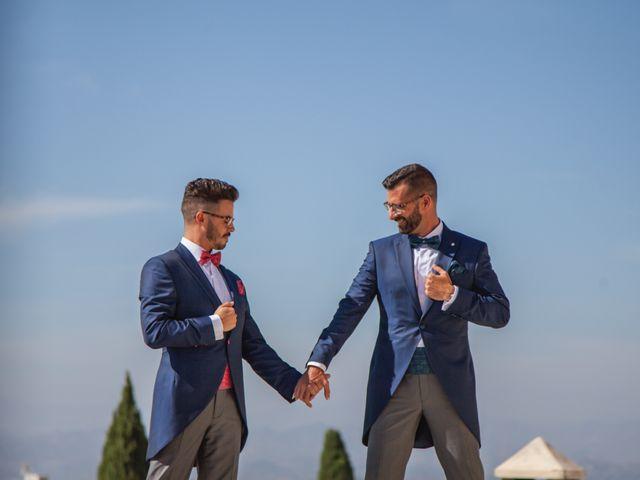 La boda de Juan y Gabi en Málaga, Málaga 12