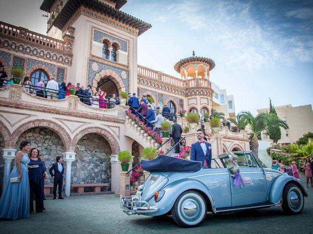 La boda de Juan y Gabi en Málaga, Málaga 16