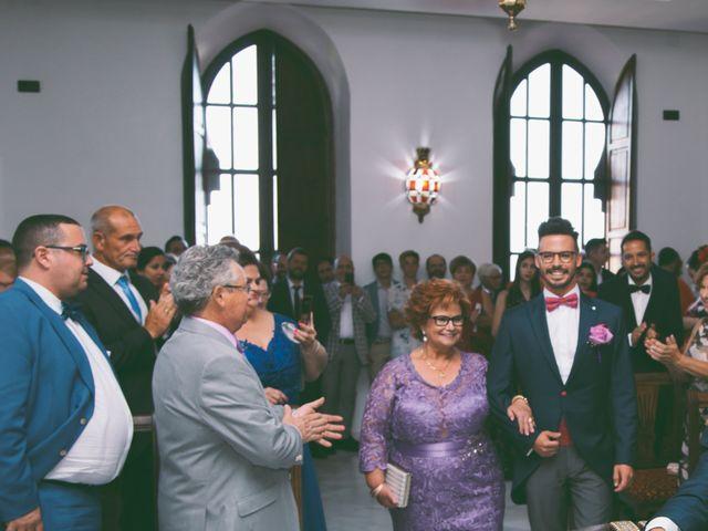 La boda de Juan y Gabi en Málaga, Málaga 17
