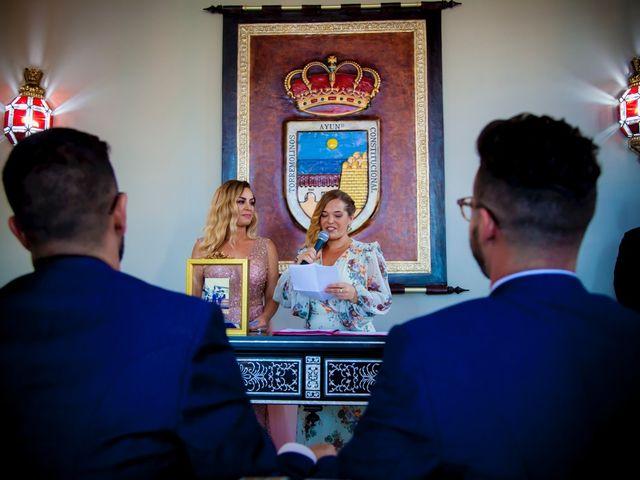 La boda de Juan y Gabi en Málaga, Málaga 18