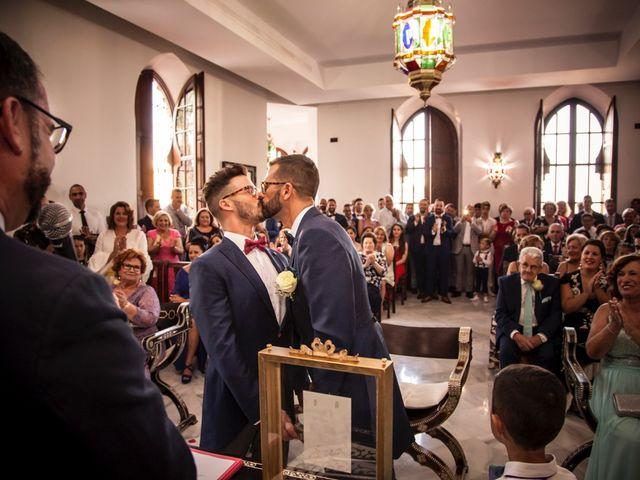 La boda de Juan y Gabi en Málaga, Málaga 20