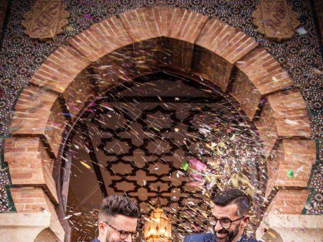 La boda de Juan y Gabi en Málaga, Málaga 21