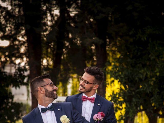 La boda de Juan y Gabi en Málaga, Málaga 23
