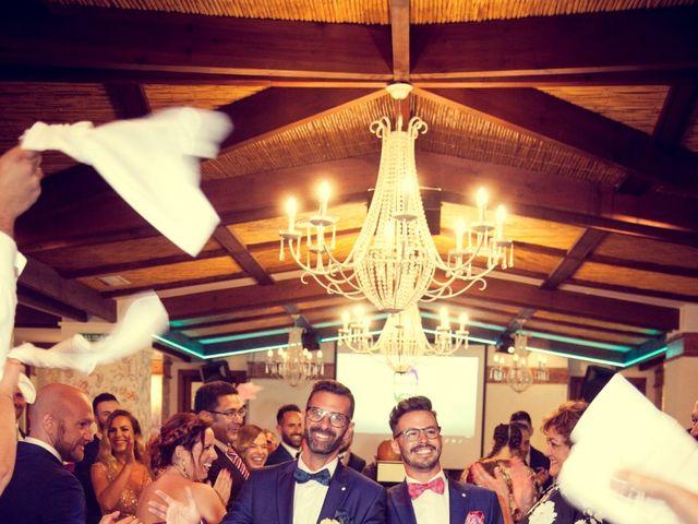 La boda de Juan y Gabi en Málaga, Málaga 28