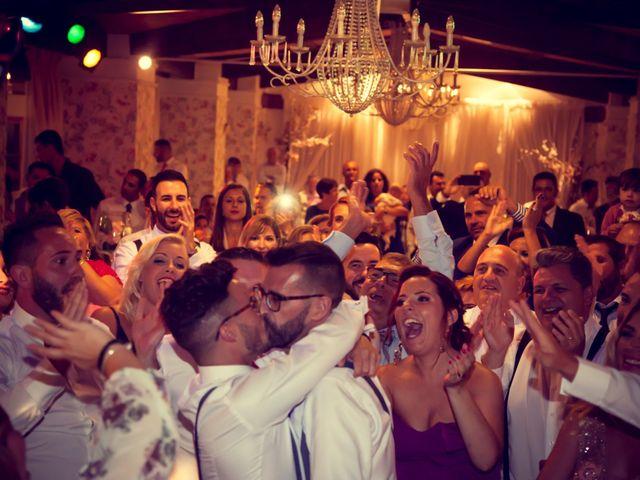 La boda de Juan y Gabi en Málaga, Málaga 29