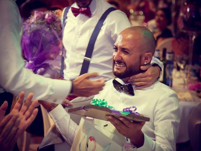 La boda de Juan y Gabi en Málaga, Málaga 30