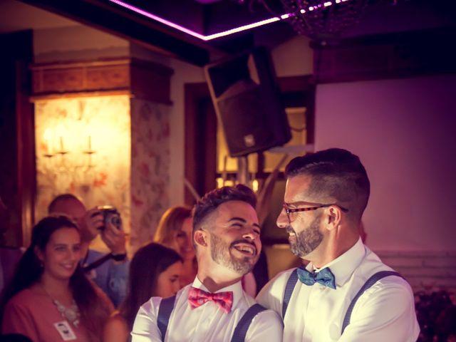 La boda de Juan y Gabi en Málaga, Málaga 33
