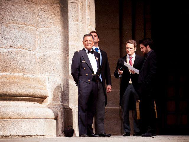 La boda de Jorge y Irene en El Escorial, Madrid 4