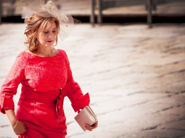 La boda de Jorge y Irene en El Escorial, Madrid 5