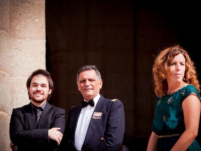 La boda de Jorge y Irene en El Escorial, Madrid 6