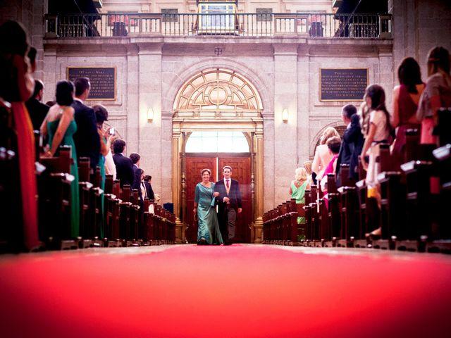 La boda de Jorge y Irene en El Escorial, Madrid 12