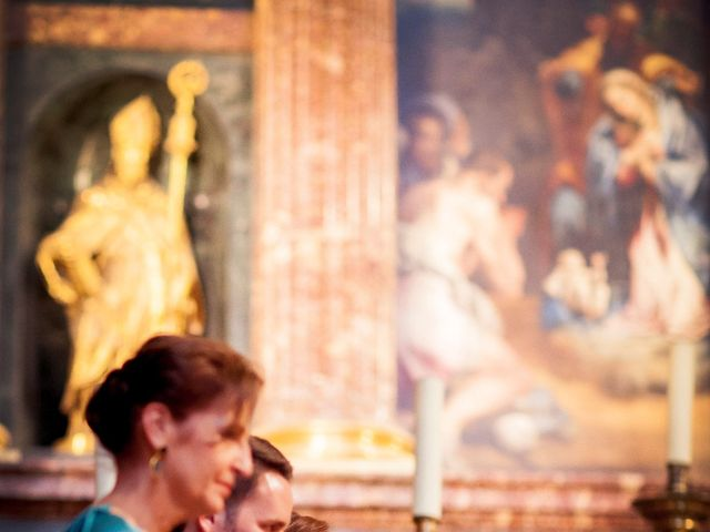 La boda de Jorge y Irene en El Escorial, Madrid 21