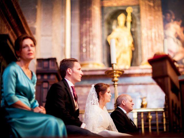 La boda de Jorge y Irene en El Escorial, Madrid 22