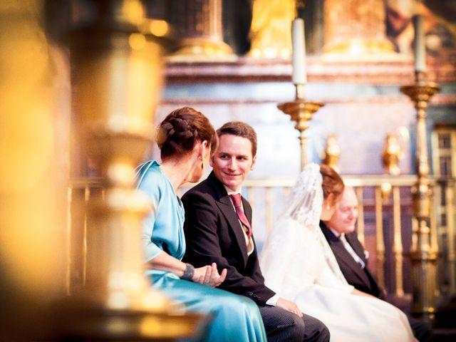 La boda de Jorge y Irene en El Escorial, Madrid 23