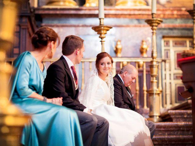 La boda de Jorge y Irene en El Escorial, Madrid 24