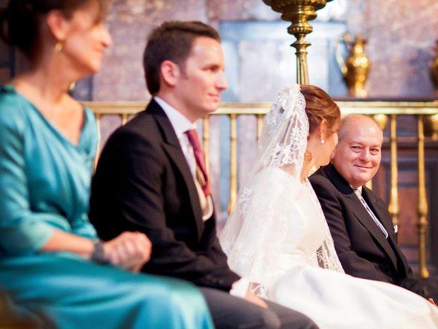 La boda de Jorge y Irene en El Escorial, Madrid 25